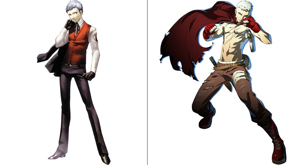 Persona 4 Arena Mitsuru: RNDM Select: Look At How Persona 3 Characters Grown Up