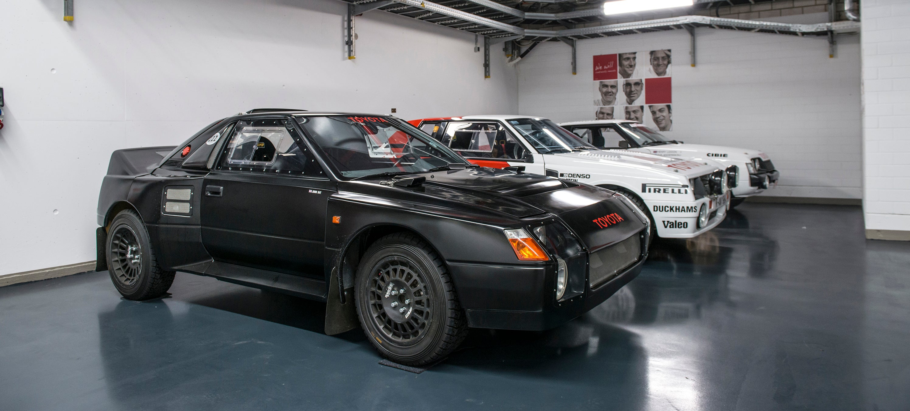 toyota 39 s secret garage of rally cars toyota nation forum toyota car and truck forums. Black Bedroom Furniture Sets. Home Design Ideas