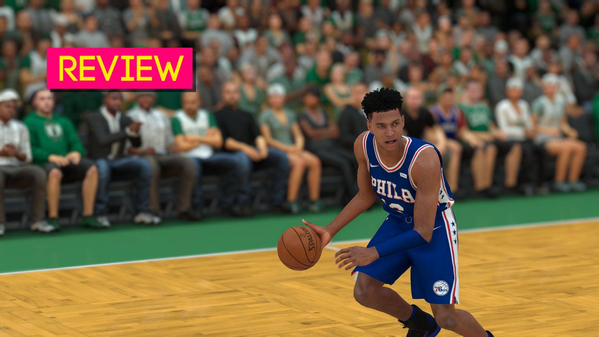 NBA 2K19 MyCareer: The Kotaku Review