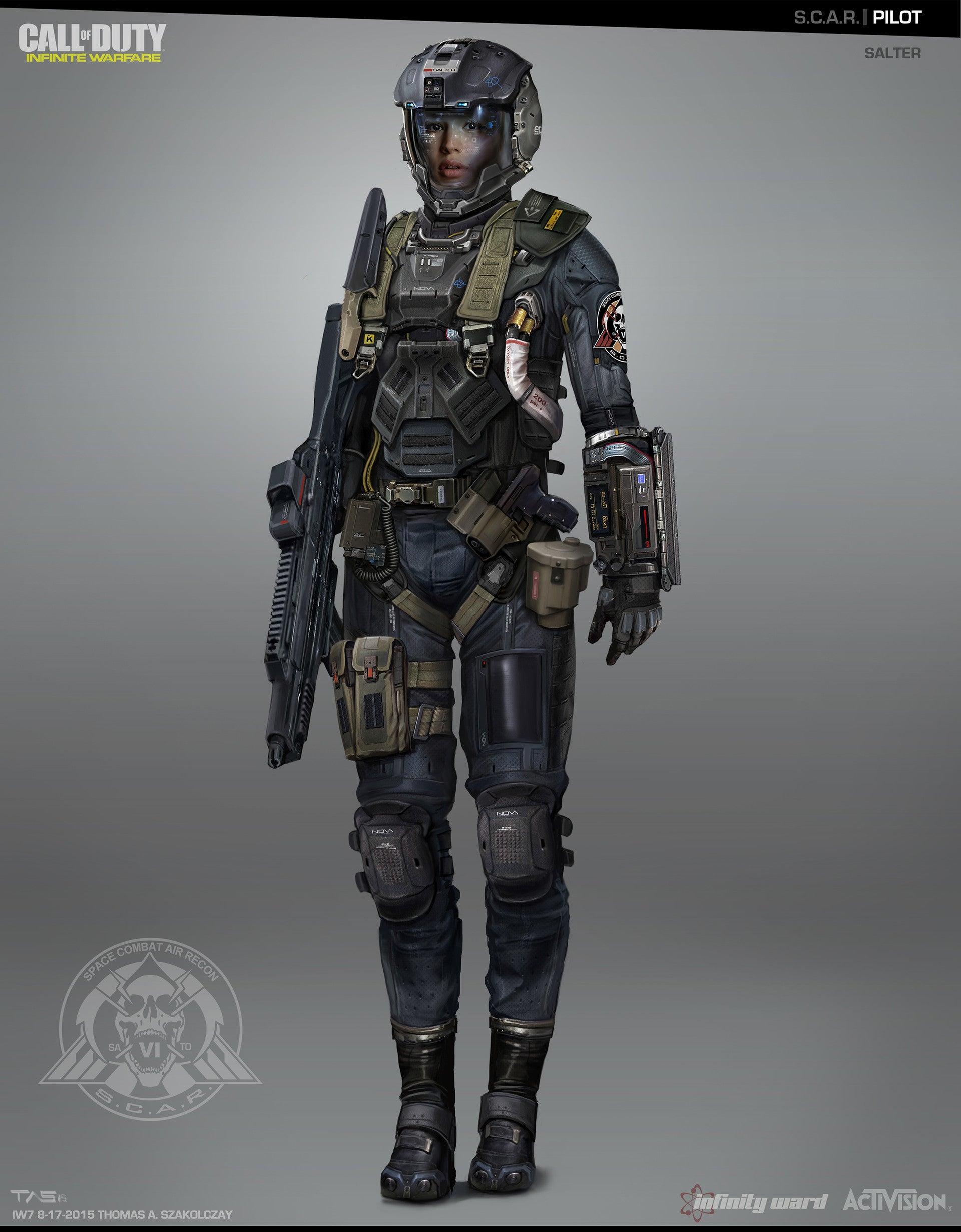 Call Of Duty Infinite Warfare Concept Art 16 Linkoversum