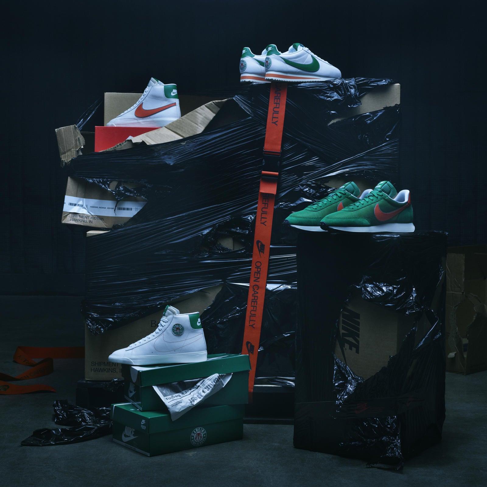 Stranger Things Nike
