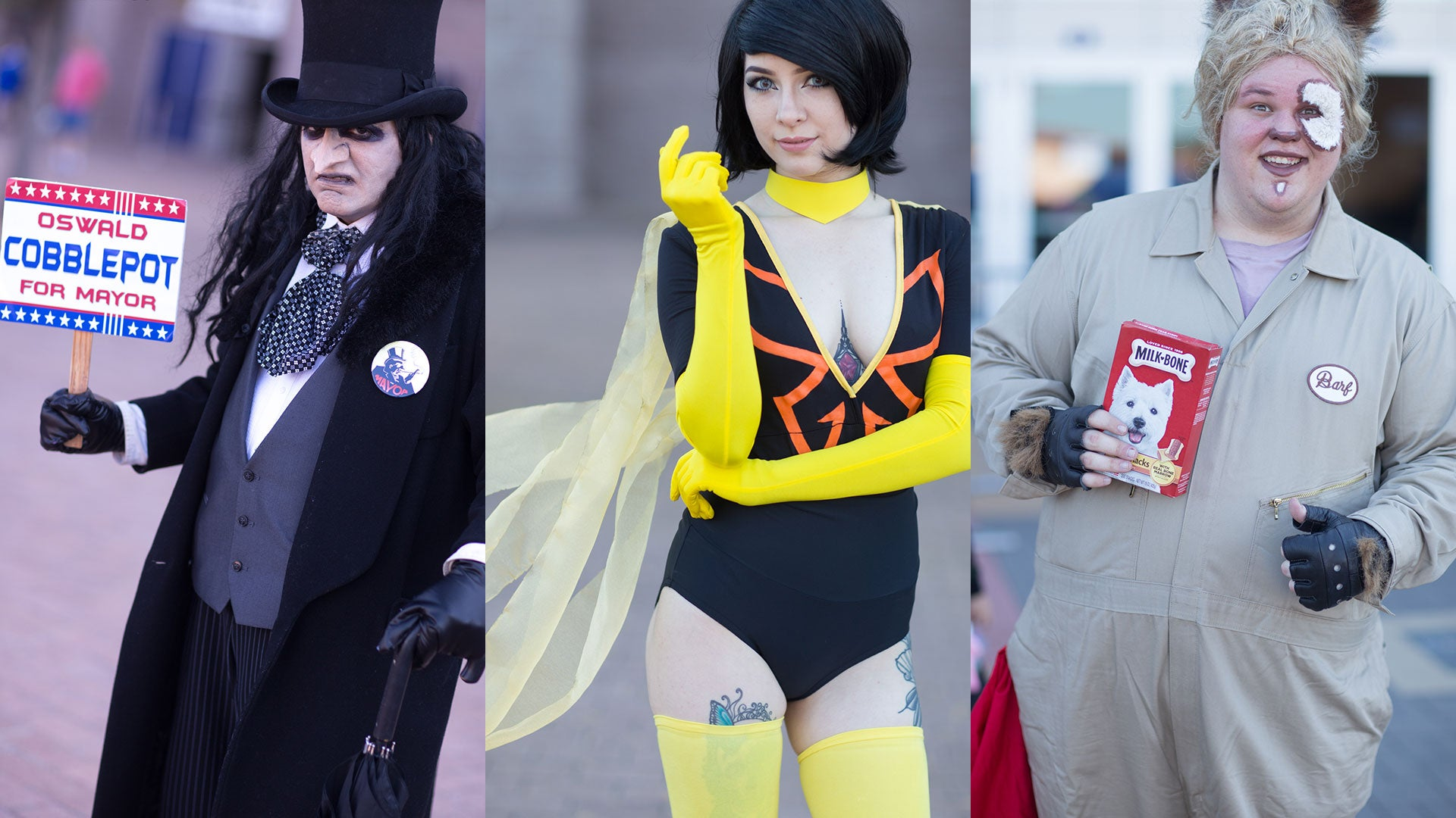Our Favourite Cosplay From Alamo City Comic Con 2018
