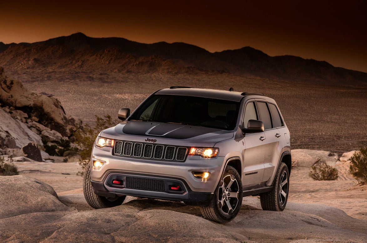 2017 Grand Cherokee Trailhawk Pictures Leaked!   2014+ Jeep Cherokee Forums