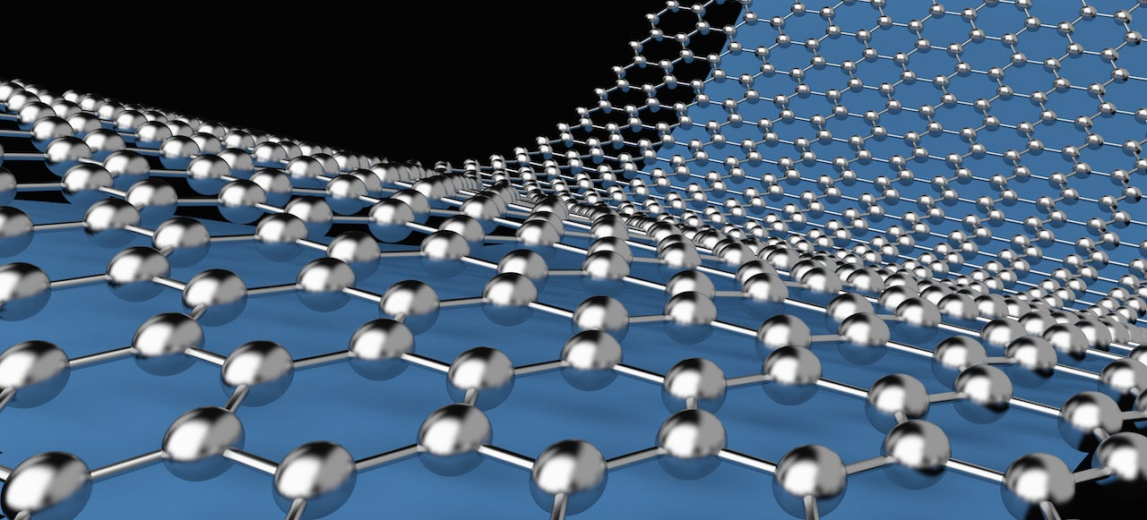 Pouring Saltwater Over Graphene Generates Electricity