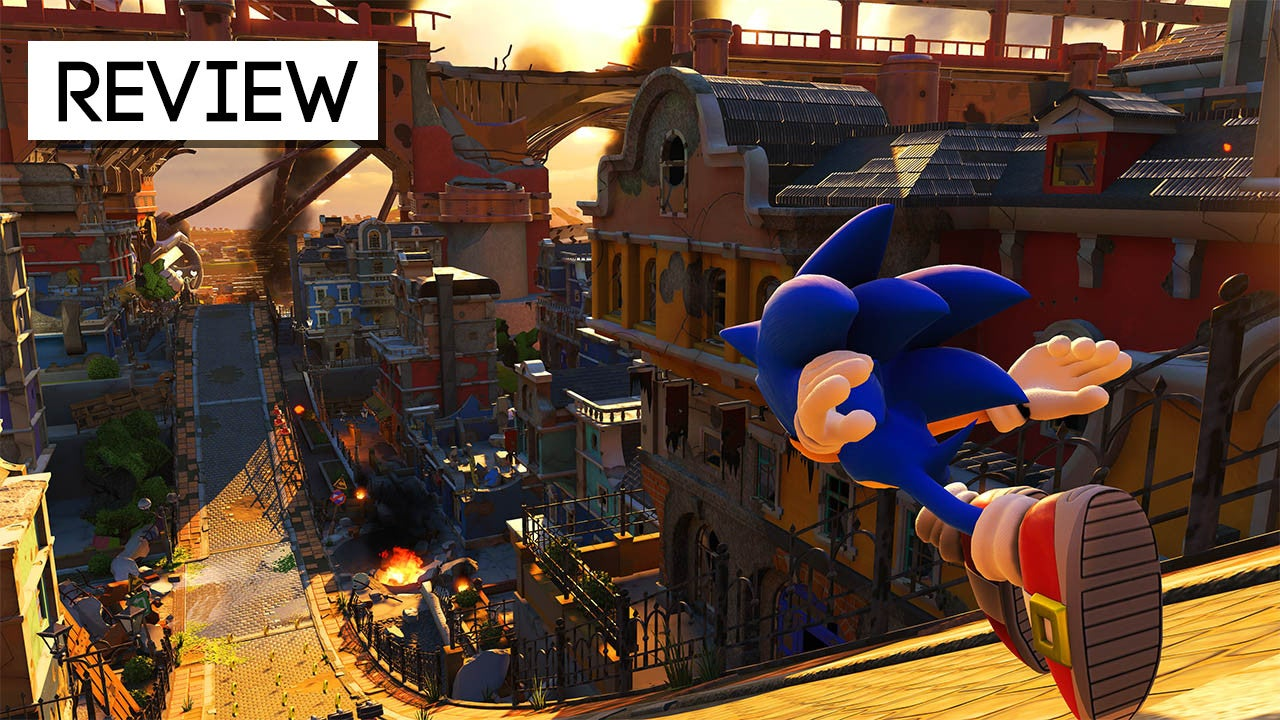 Sonic Forces: The Kotaku Review