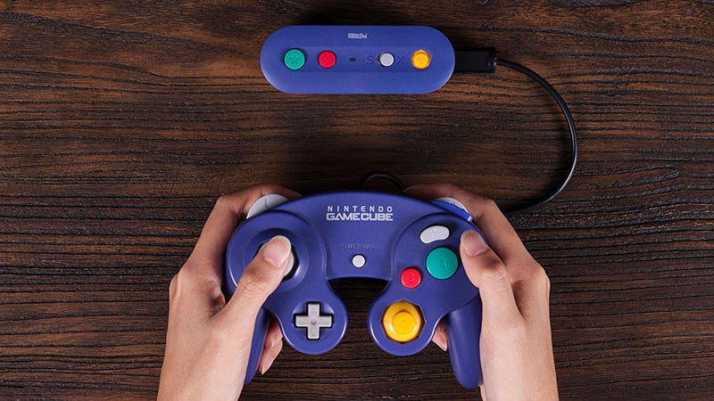 Give Your Old GameCube Controllers Wireless Superpowers With This