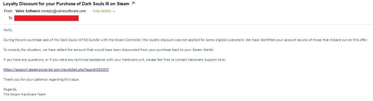 ¿Por qué hay dinero extra en algunas cuentas de Steam?