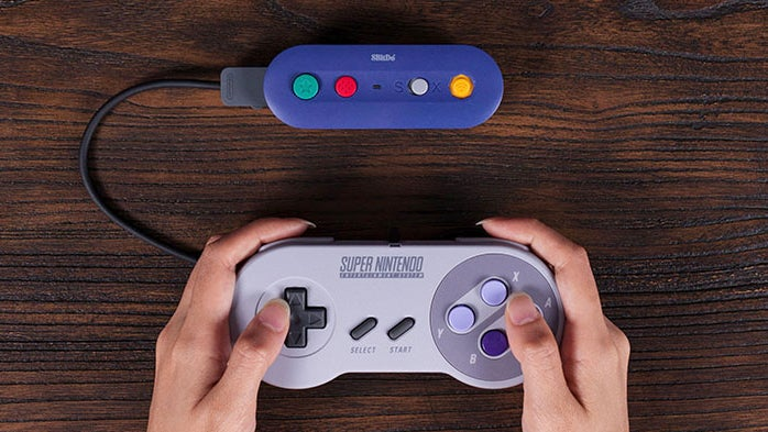 Give Your Old GameCube Controllers Wireless Superpowers With