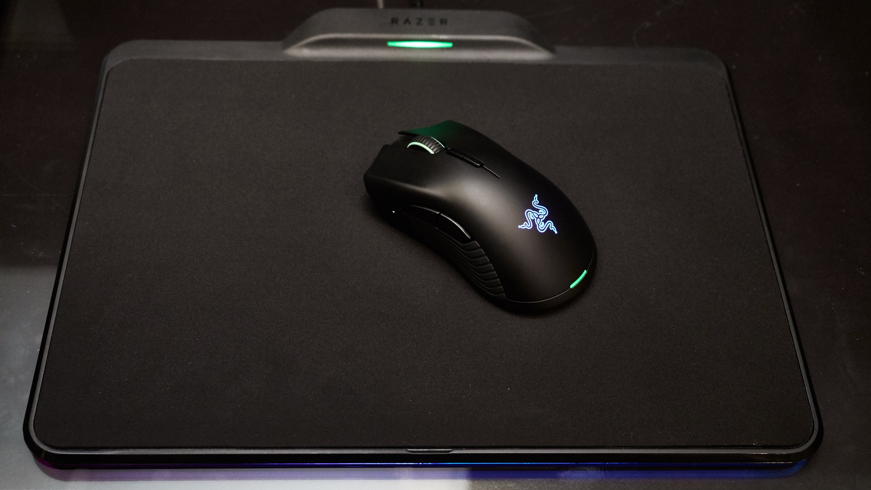 Razer's New Wireless Mouse Charges Through The Mousepad