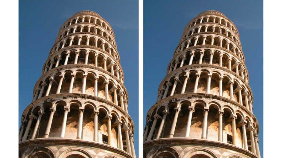 What If Two Roads Are Illusion What If >> This Surprising Illusion Makes Two Copies Of The Same Image Look