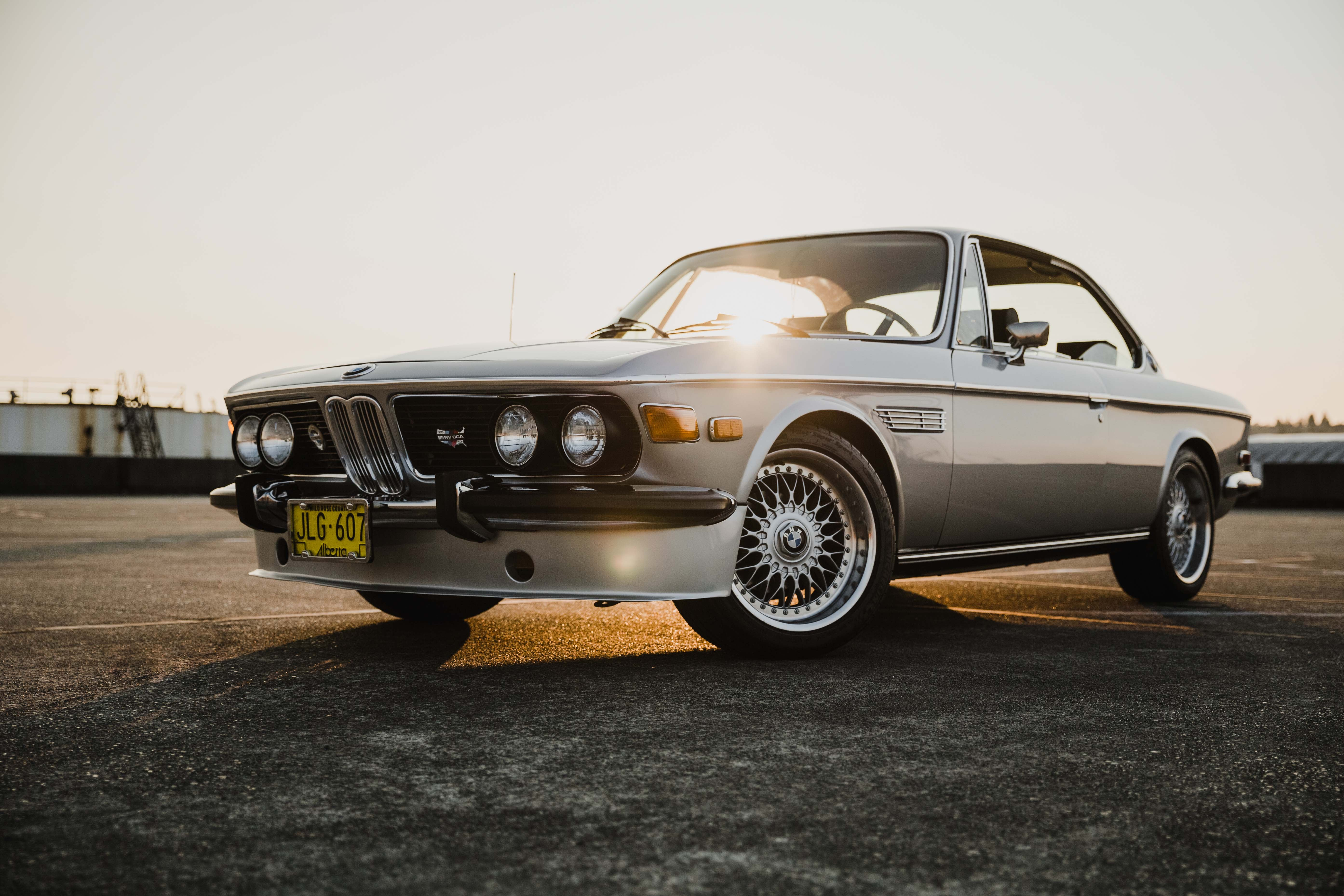 Your Ridiculously Awesome Bmw E9 Wallpaper Is Here