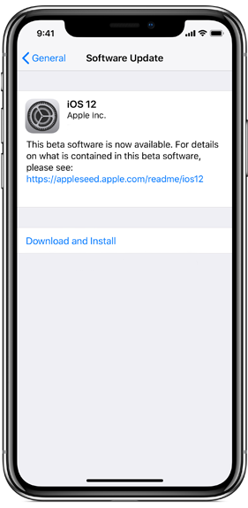 Apple releases iOS 12 Public Beta, available to all : News on Screen