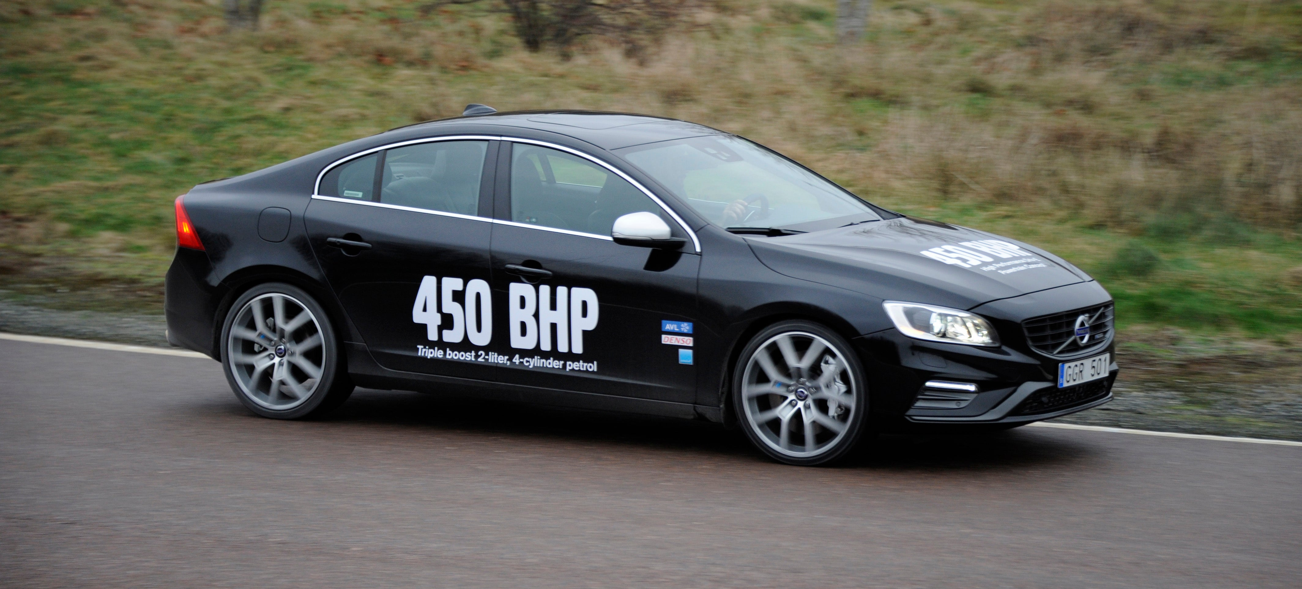 volvo reveals 450 hp four cylinder with electrically driven turboVolvo Reveals 450hp Fourcylinder With Electricallydriven Turbo #10