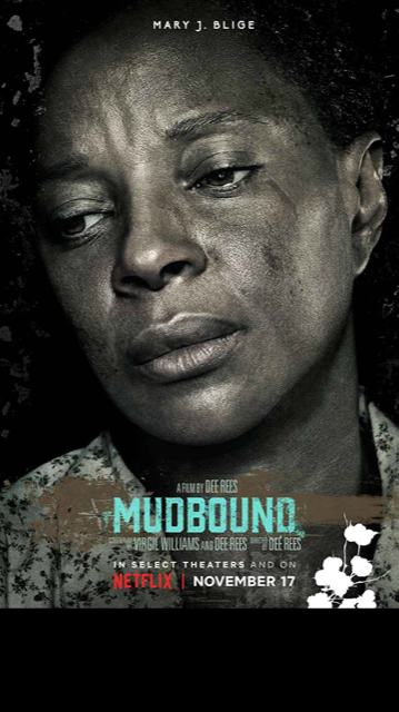 Mary J. Blige as Florence Jackson in Mudbound(Netflix)