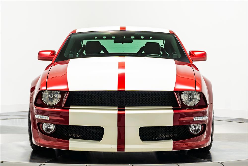 Šialená prerábka: Ford Mustang z Lamborghini Gallarda!