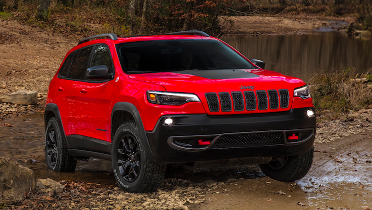 review best capability in cherokee trailhawk youtube watch technology jeep class drivetrain