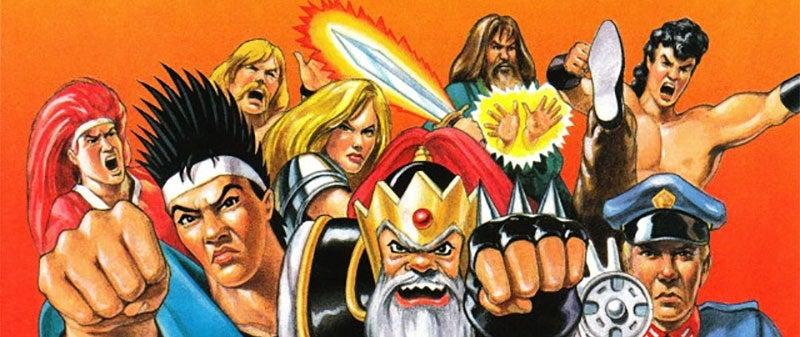 World Heroes Was A Damn Good Fighting Game Kotaku Uk