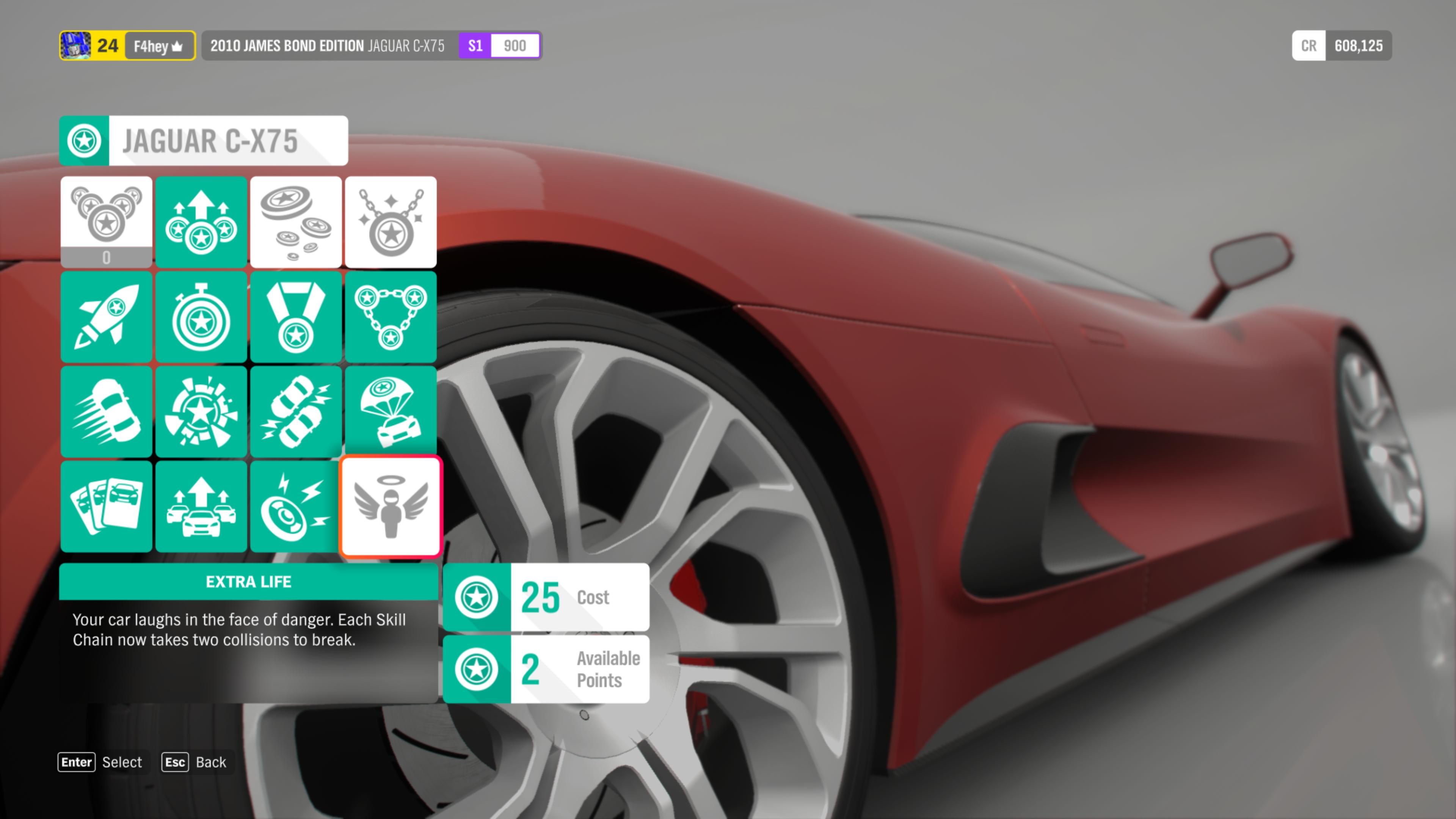 Every Forza Horizon 4 Car Has a Skill Tree, So of Course I'm Hooked