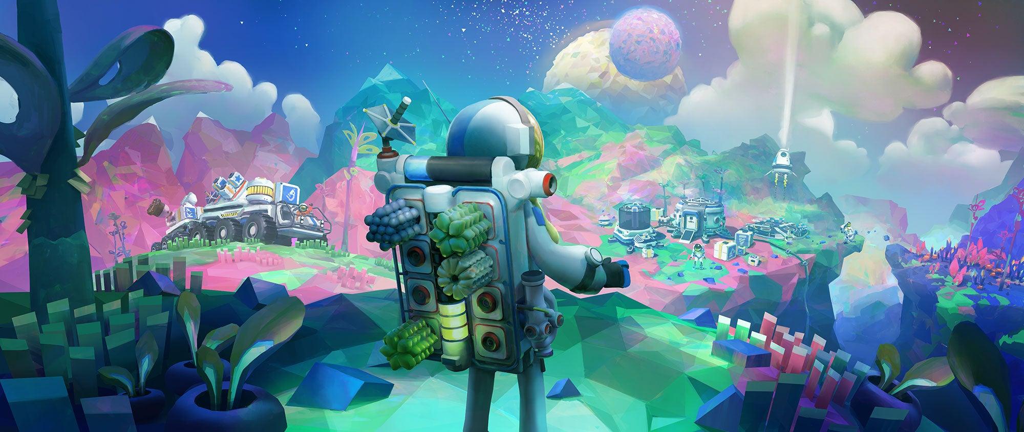 The Best Video Game Art Of 2019 Kotaku Uk