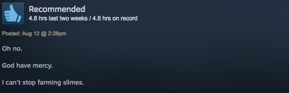Slime Rancher, As Told By Steam Reviews | Kotaku UK