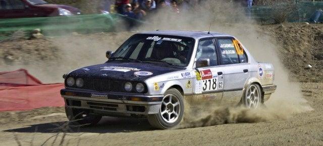 How A $500 Craigslist Car Beat $400K Rally Racers: Four