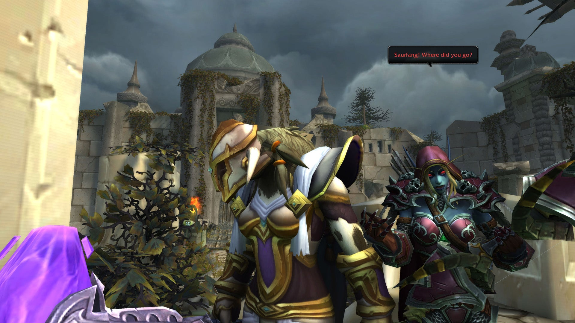 WoW's Battle For Azeroth Is More Exciting on the Horde Side | Kotaku UK