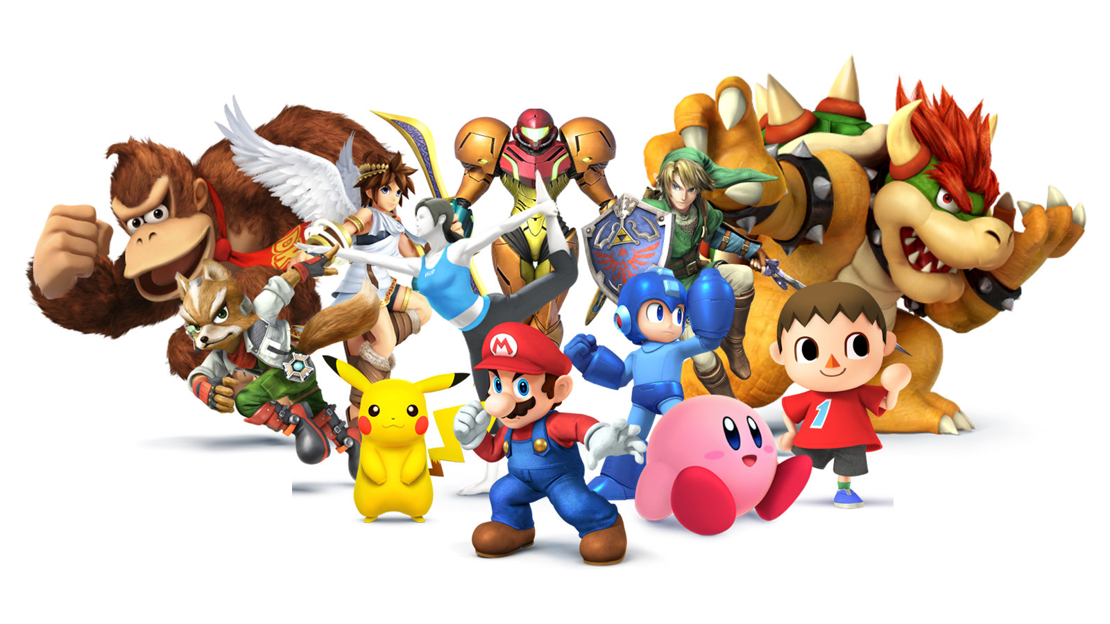 Tannenbaum Animation.Super Smash Bros Club Brings Students Together With Friendly