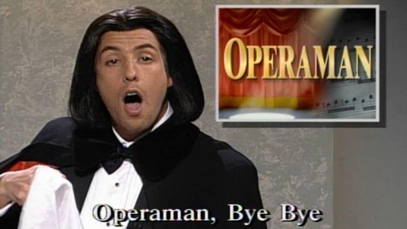 Illustration for article titled Adam Sandler says he probably won't ever host SNL