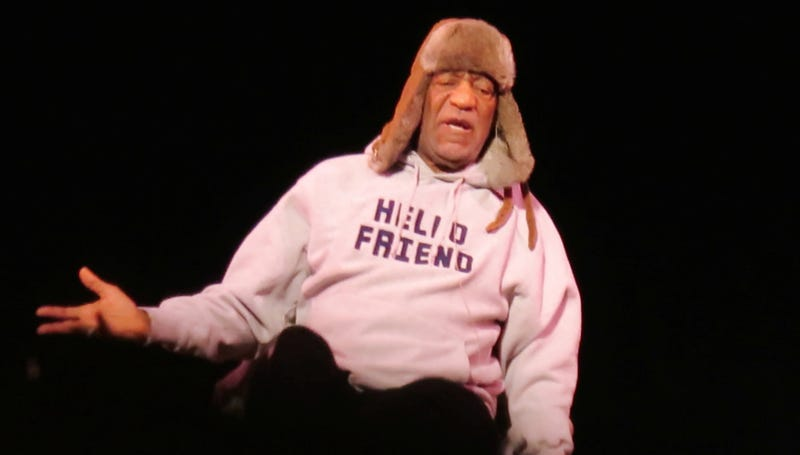 Illustration for article titled Bill Cosby Had a 'Wonderful Time' Doing Stand-Up in Ontario Last Night