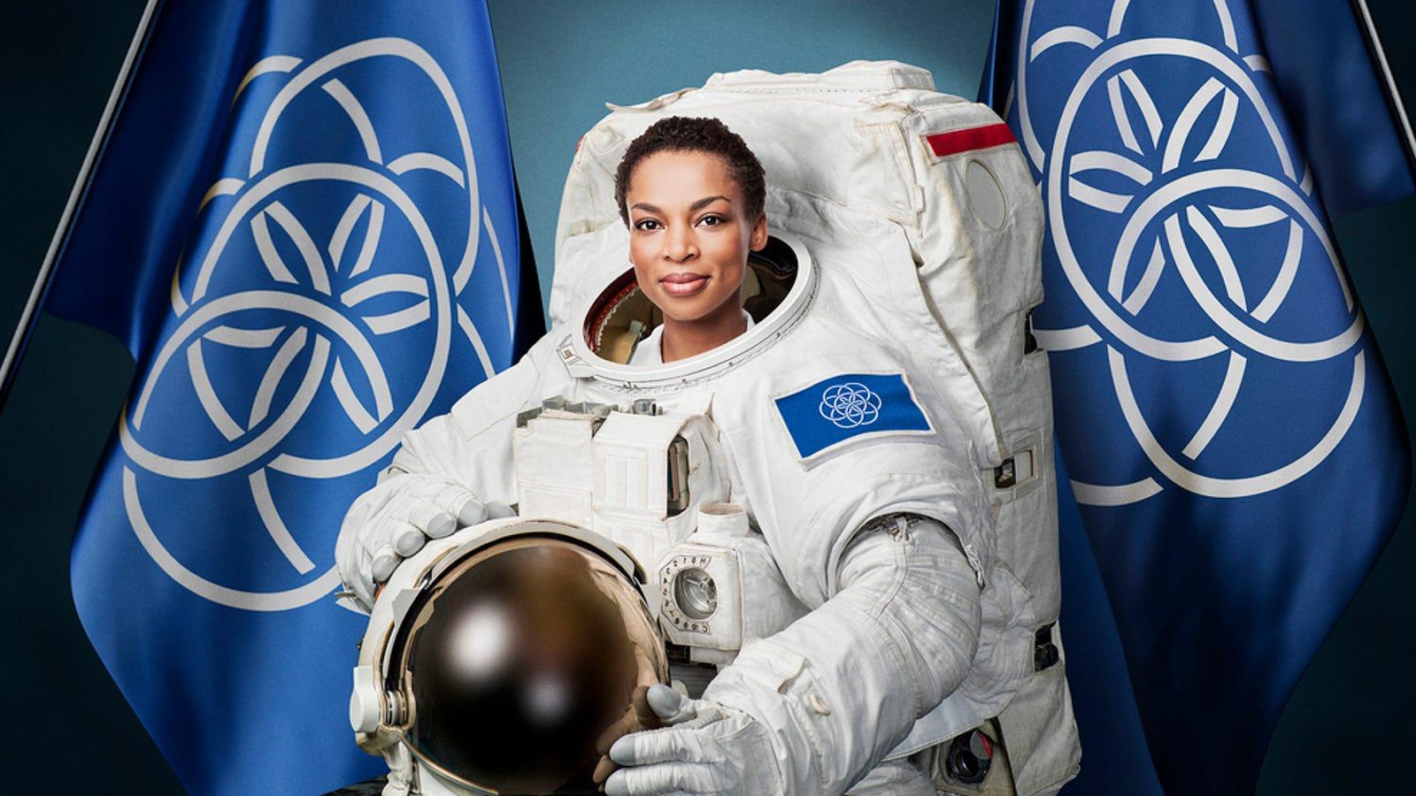 Esta es la única bandera que los astronautas deberían llevar al espacio