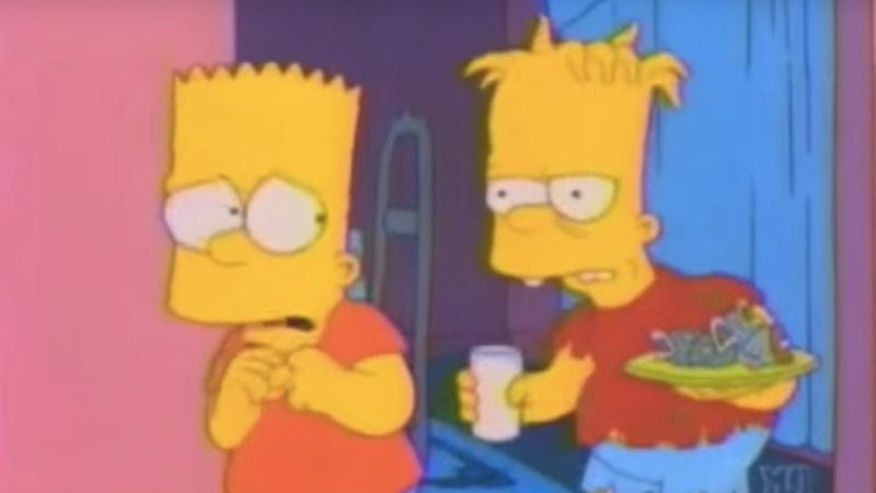 """Treehouse Of Horror VII"" (Screenshot: YouTube)"