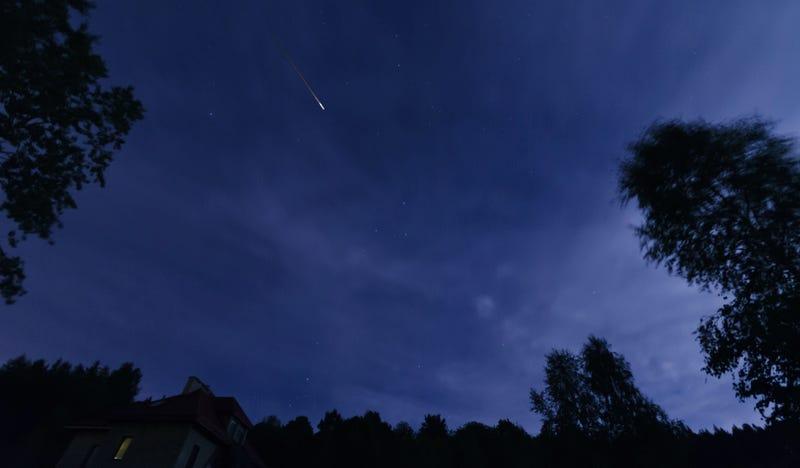 Illustration for article titled Un meteoro que vino de otro sistema solar probablemente golpeó la Tierra en 2014