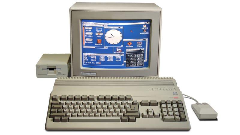Illustration for article titled Ya puedes jugar gratis más de 10.000 juegos de Amiga directamente en tu navegador