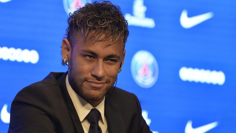 Barcelona says Neymar breached contract, demands he repay millions in bonus money