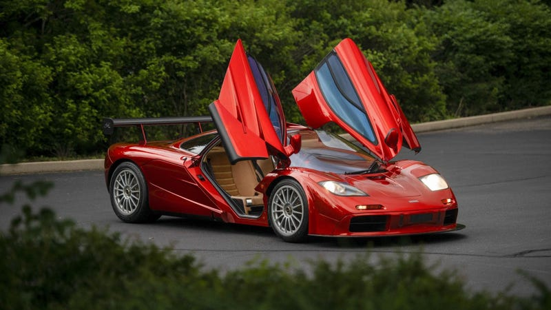 This Le Mans-Spec McLaren F1 Could Be Yours For A Price So High You ...