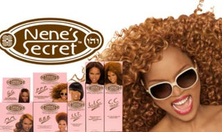Illustration for article titled Beauty Industry Power Couple Launch Nene's Secret Hair Care Brand