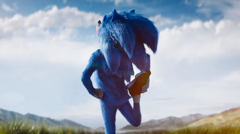 Artist Fixes Live-Action Sonic The Hedgehog