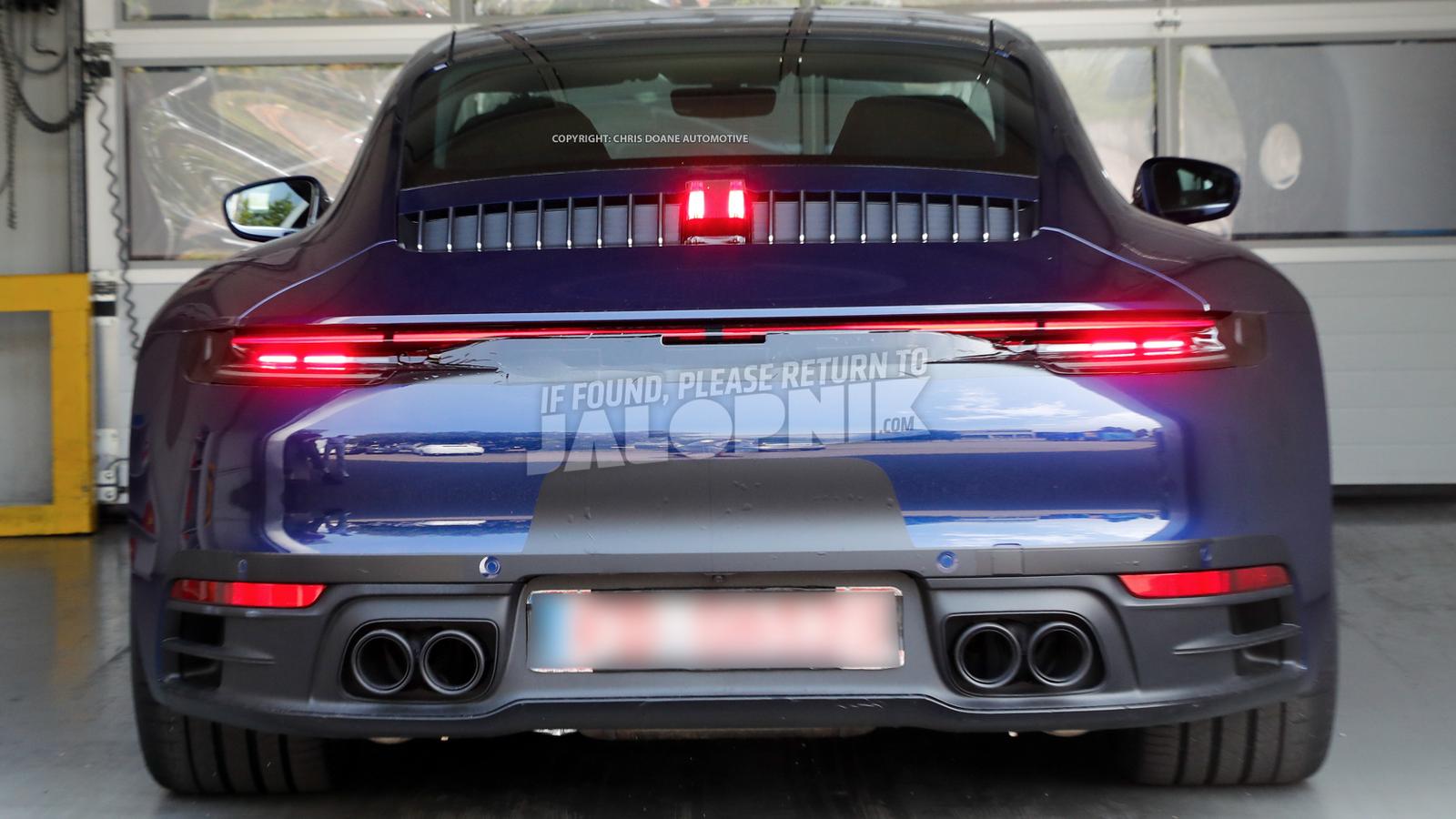 All Porsche 911s Will Go Widebody Next Year: Report
