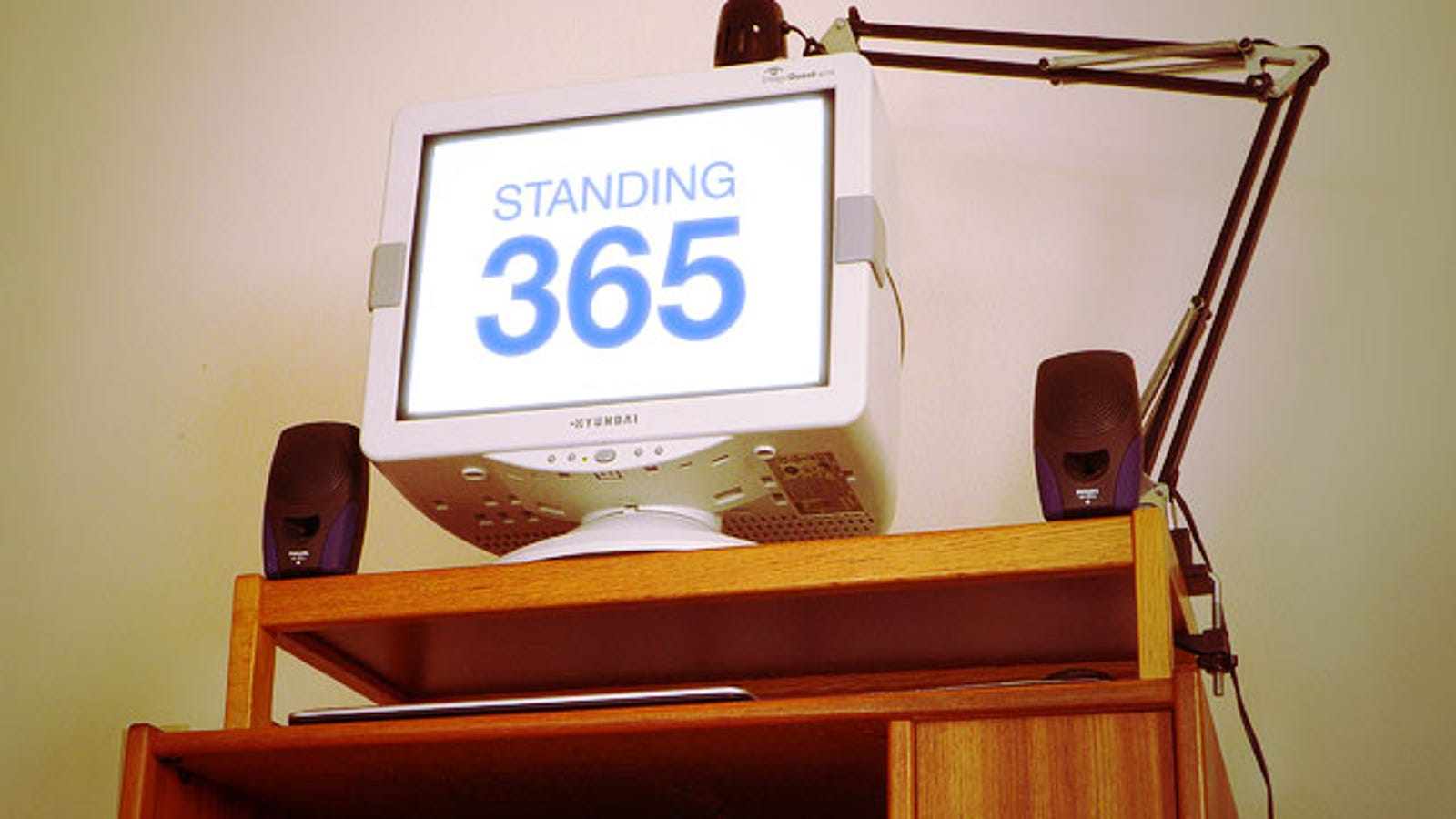 One Year At My Standing Desk