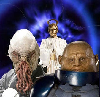 Illustration for article titled Doctor Who Raids Its Back Catalog On Speed