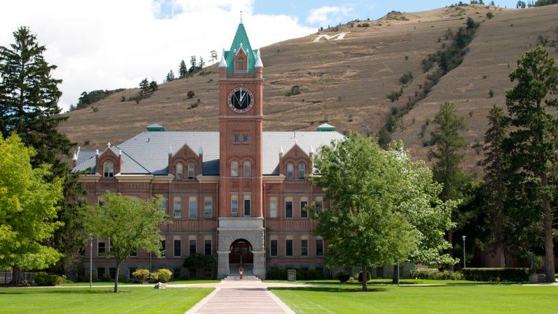University of Montana (Wikimedia Commons)