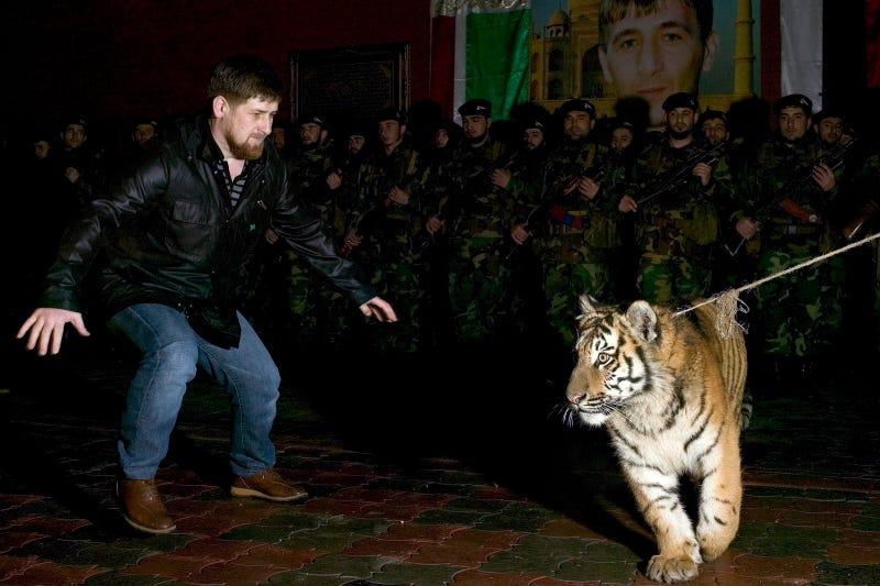 Illustration for article titled Ramzan Kadyrov