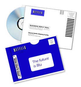 Illustration for article titled Netflix Quadrupling Blu-ray Selection, Possibly Increasing Prices