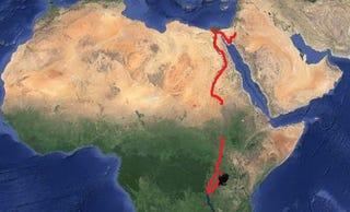 Illustration for article titled Más is ment már a Nílus mentén