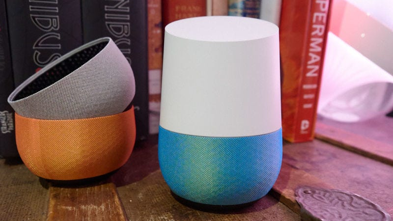 Google Home calls 911 amidst domestic disturbance