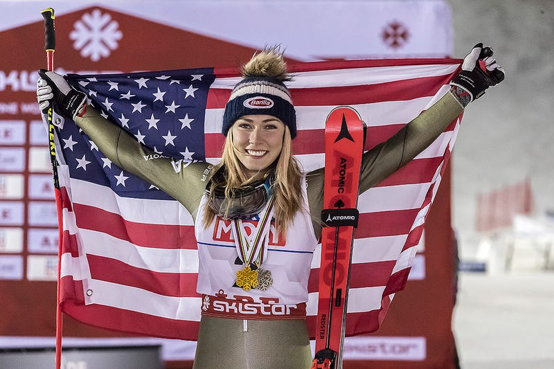 Illustration for article titled Mikaela Shiffrin Isn't Tired Of Winning, But She's Maybe A Little Tired Of Eggs