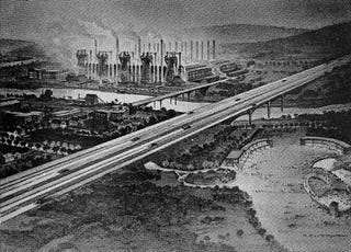 Illustration for article titled Super-Highway of Tomorrow (1939)