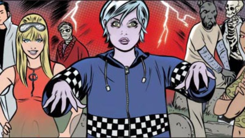 Illustration for article titled The CW orders the highest-concept zombie show yet in iZombie