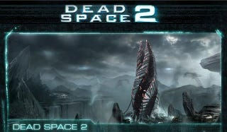 Illustration for article titled More Dead Space 2 Art Dug Up From Beneath The Surface