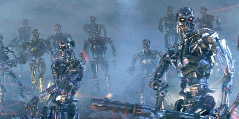 La Armada de Estados Unidos quiere que los gamers ayuden a detener el alzamiento de las máquinas y robots